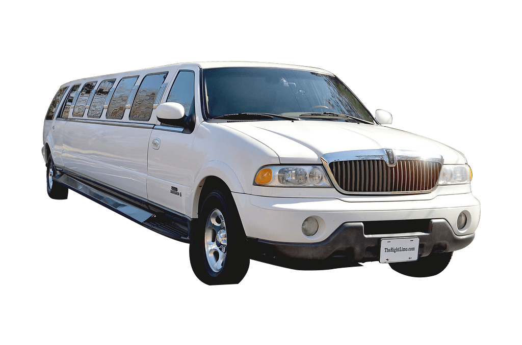 Lincoln Navigator Stock Photo