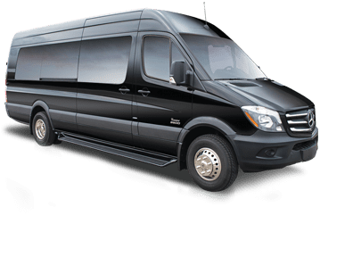 Mercedes Sprinter Stock Photo