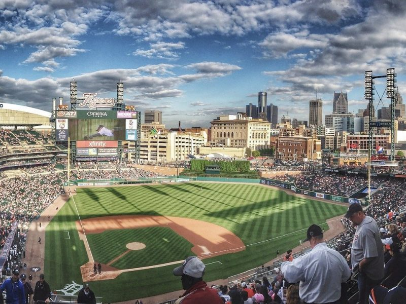 Baseball Sporting Event