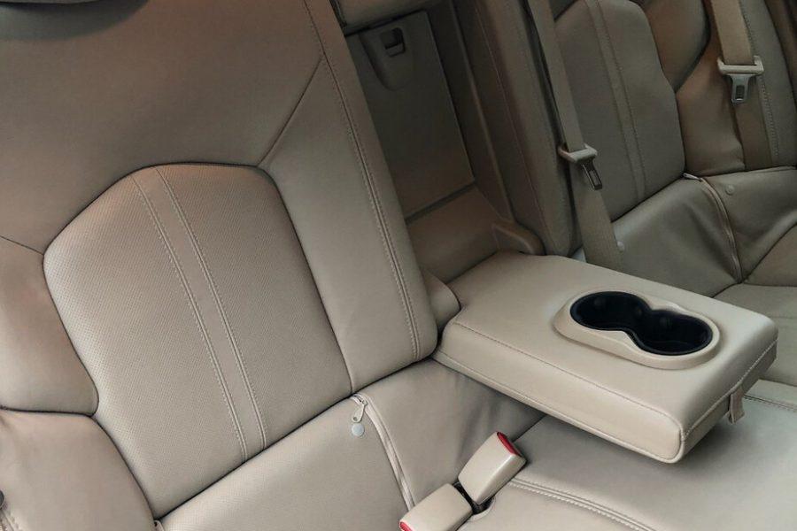 Cadillac CTS Back Seat