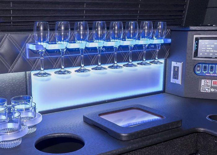 Mercedes Sprinter Bar